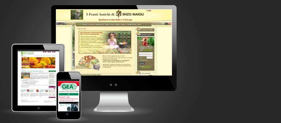 WEB: Il Commerciale a KM 0 per il tuo Vivaio o la tua Azienda Sementiera.
